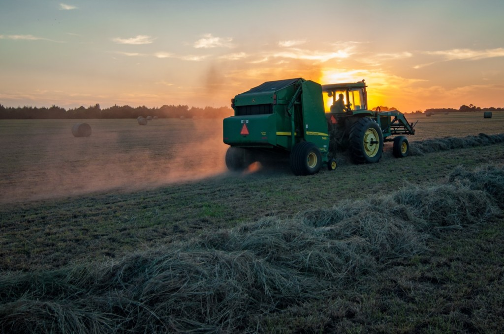 farming and food production in the us