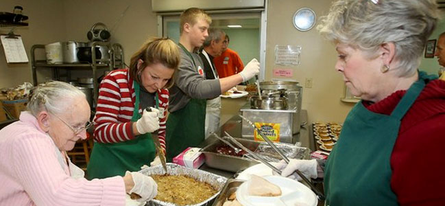 hendersonville rescue mission feeding the hungry
